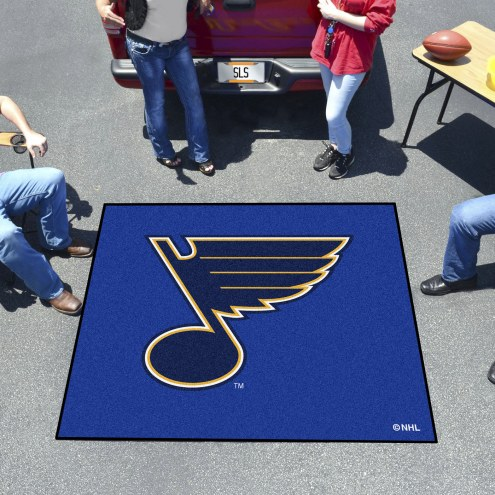 St. Louis Blues Tailgate Mat