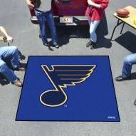 St. Louis Blues Tailgate Mat
