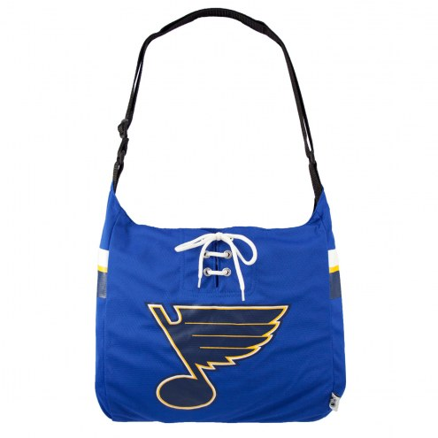 St. Louis Blues Team Jersey Tote