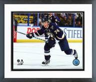 St. Louis Blues T.J. Oshie Action Framed Photo