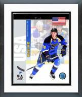St. Louis Blues T.J. Oshie USA Portrait Plus Framed Photo