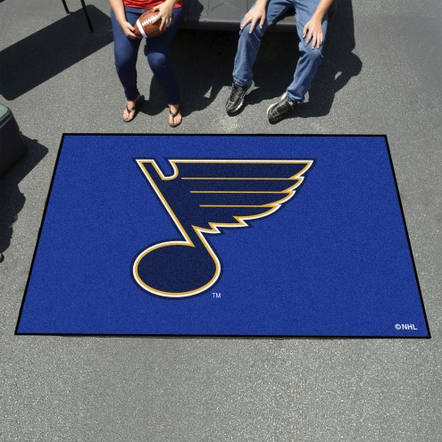 St. Louis Blues Ulti-Mat Area Rug