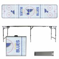 St. Louis Blues Victory Folding Tailgate Table