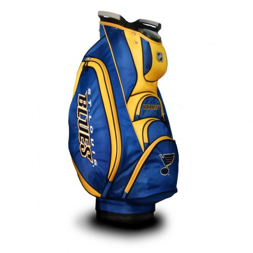 St. Louis Blues Victory Golf Cart Bag