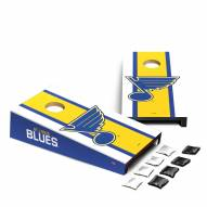 St. Louis Blues Mini Cornhole Set