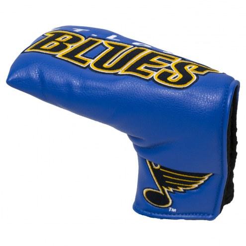 St. Louis Blues Vintage Golf Blade Putter Cover