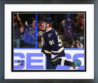 St. Louis Blues Vladimir Tarasenko Action Framed Photo