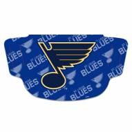 St. Louis Blues Face Mask Fan Gear Special Order