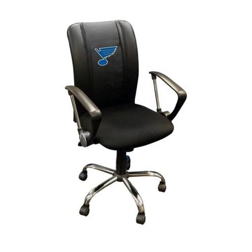 St. Louis Blues XZipit Curve Desk Chair