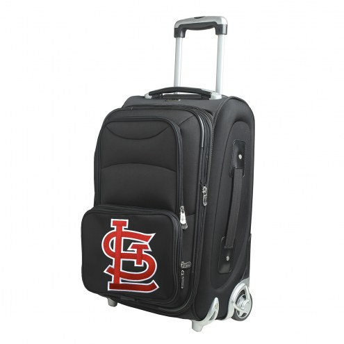 """St. Louis Cardinals 21"""" Carry-On Luggage"""