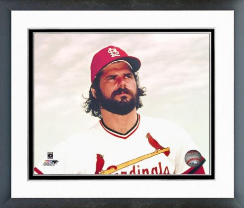 St. Louis Cardinals Al Hrabosky Posed Framed Photo