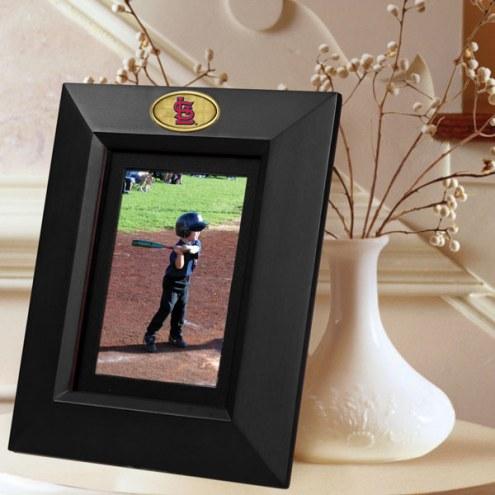 St. Louis Cardinals Black Picture Frame