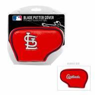 St. Louis Cardinals Blade Putter Headcover