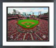 St. Louis Cardinals Busch Stadium Framed Photo