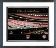 St. Louis Cardinals Busch Stadium Collectors Series #19 Framed Photo