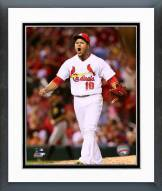 St. Louis Cardinals Carlos Martinez Action Framed Photo