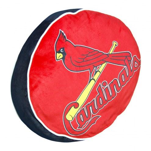 St. Louis Cardinals Cloud Travel Pillow