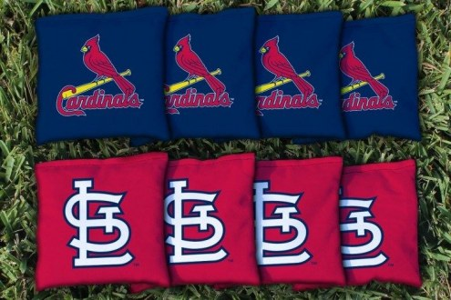 St. Louis Cardinals Cornhole Bag Set