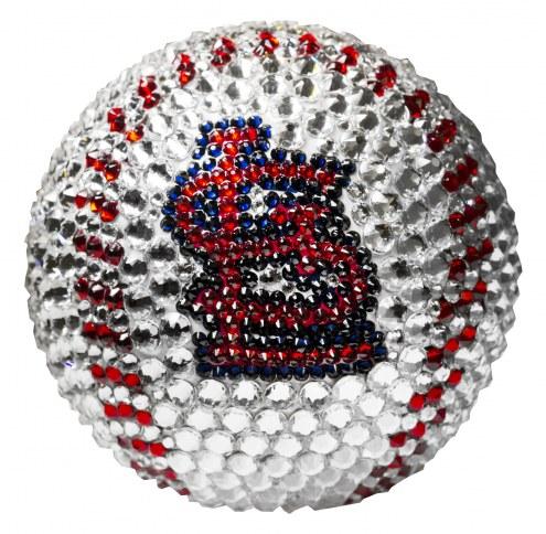 St. Louis Cardinals Swarovski Crystal Baseball