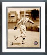 St. Louis Cardinals Dizzy Dean Pitching Framed Photo