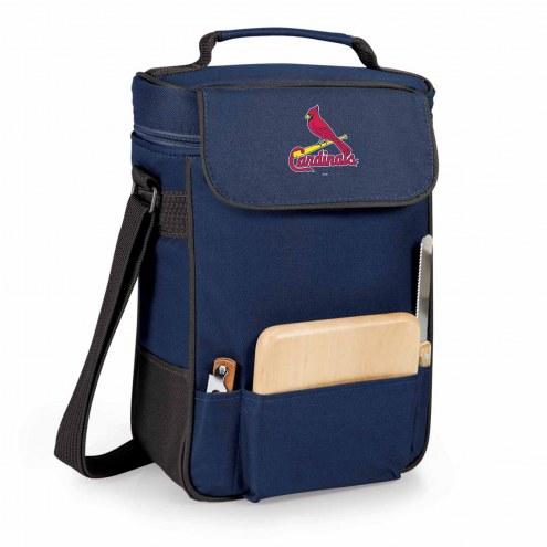 St. Louis Cardinals Duet Insulated Wine Bag