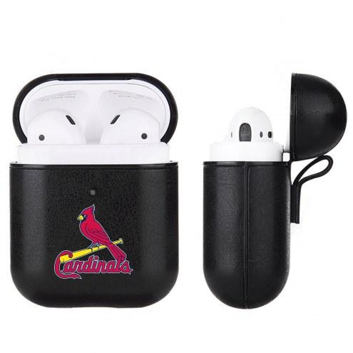 St. Louis Cardinals Apple Air Pod Leatherette