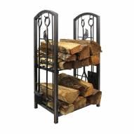 St. Louis Cardinals Fireplace Wood Holder & Tool Set