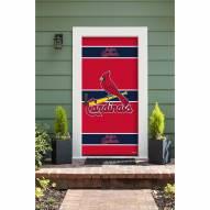 St. Louis Cardinals Front Door Cover