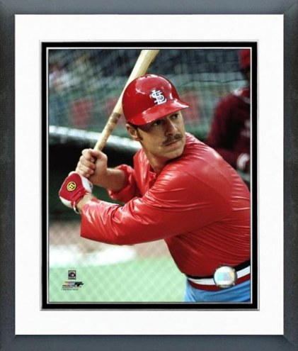 St. Louis Cardinals Gene Tenace Posed Framed Photo