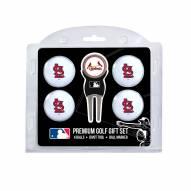 St. Louis Cardinals Golf Ball Gift Set