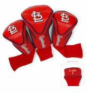 St. Louis Cardinals Golf Headcovers - 3 Pack
