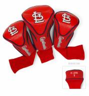 St. Louis Cardinals Golf Headcovers - 3 Pack