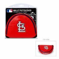 St. Louis Cardinals Golf Mallet Putter Cover