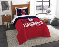 St. Louis Cardinals Grand Slam Twin Comforter Set