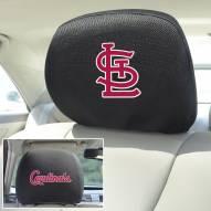 St. Louis Cardinals Headrest Covers