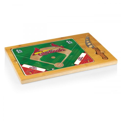 St. Louis Cardinals Icon Cutting Board