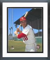 St. Louis Cardinals Jerry Buchek Posed Framed Photo