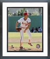 St. Louis Cardinals Jim Kaat Framed Photo