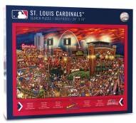 St. Louis Cardinals Joe Journeyman Puzzle