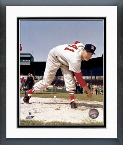 St. Louis Cardinals Lindy McDaniel Posed Framed Photo