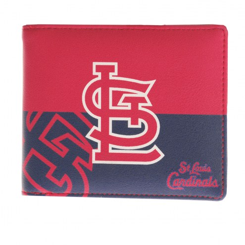 St. Louis Cardinals Bi-Fold Wallet