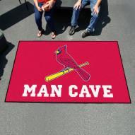 St. Louis Cardinals Man Cave Ulti-Mat Rug