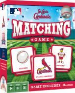 St. Louis Cardinals Matching Game