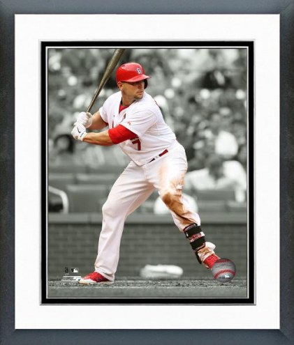 St. Louis Cardinals Matt Holliday 2014 Spotlight Framed Photo