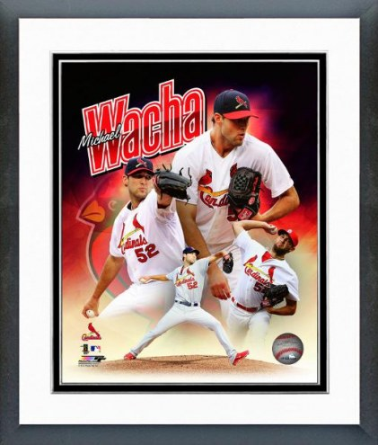 St. Louis Cardinals Michael Wacha Portrait Plus Framed Photo