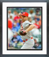 St. Louis Cardinals Mitch Harris Action Framed Photo