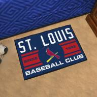 St. Louis Cardinals Starter Rug