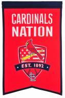 St. Louis Cardinals Nations Banner