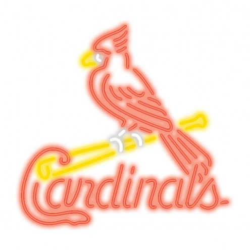 St. Louis Cardinals Neon Light