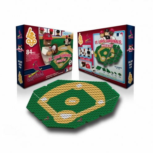 St. Louis Cardinals OYO MLB Infield Set